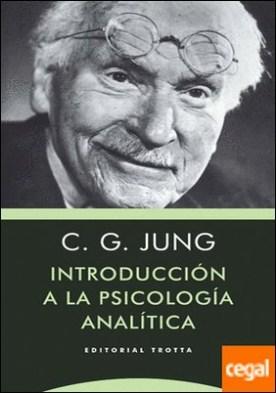 Introducción a la psicología analítica por Jung, Carl Gustav PDF