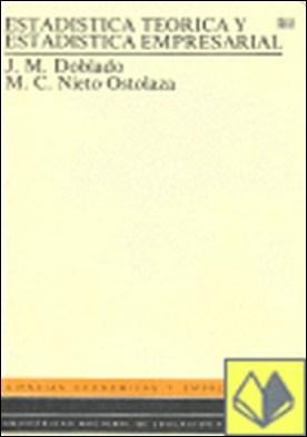 Estadística teórica y estadística empresarial. Unidad didáctica