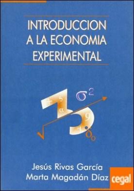 Introducción a la economía experimental por Rivas García, Jesús Israel PDF