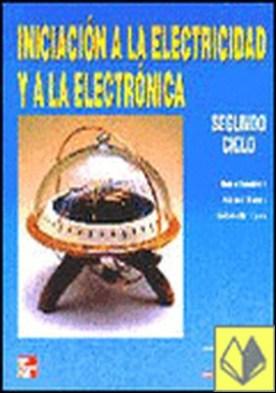 Iniciación a la electricidad y a la electrónica. Segundo ciclo