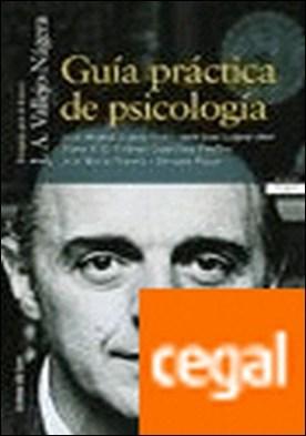Guía práctica de psicología