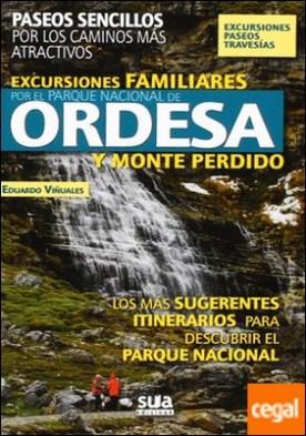 Excursiones familiares por el Parque Nacional de Ordesa y Monte Perdido