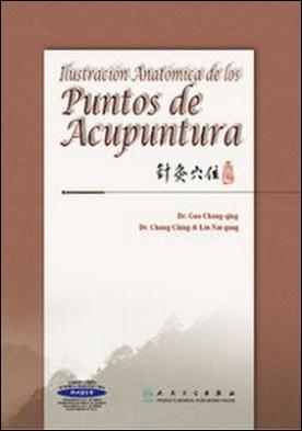 Ilustración Anatómica de los puntos de acupuntura