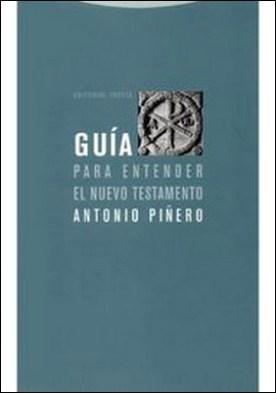 Guía para entender el Nuevo Testamento