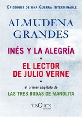 Inés y la alegría + El lector de Julio Verne (pack)