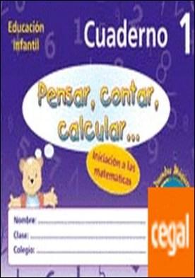 Iniciación a las matemáticas. Cuaderno 1