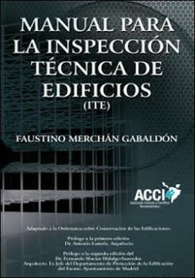 Manual para la inspeccion técnica de edificios (I.T.E.)