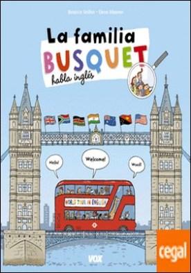 La familia Busquet habla inglés