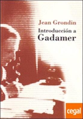 Introducción a Gadamer