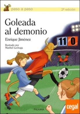 Goleada al demonio por Jiménez Lasanta, Enrique PDF