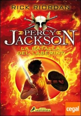 La batalla del laberint . Percy Jackson i els Déus de l'Olimp IV