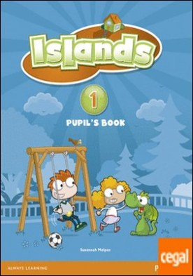Islands Spain Pupils Book 1 + Katie Grows a Bean Plant Pack
