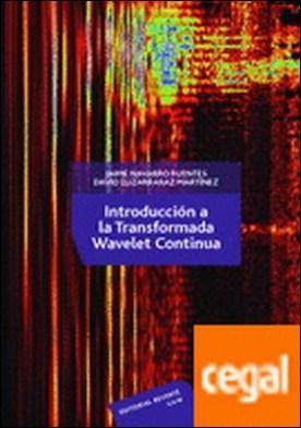 Introducción a la transformada Wavelet continua