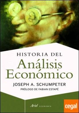 Historia del análisis económico . Prólogo de Fabian Estapé