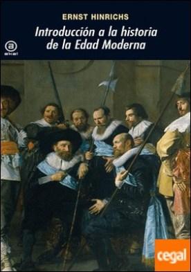 Introducción a la historia de la Edad Moderna
