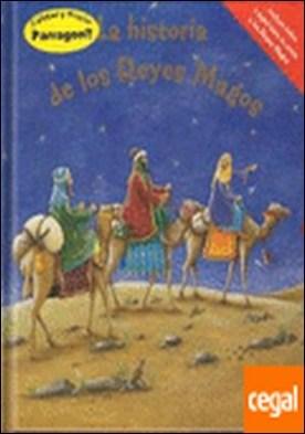 Historia de los Reyes Magos . Incluye sobre y papel para tu carta a los Reyes Magos