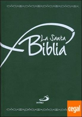 La Santa Biblia (Tamaño Bolsillo, con uñeros) . tapa plástico
