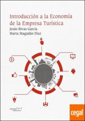 Introducción a la Economía de la Empresa Turística