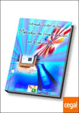 Introducción a los Métodos de Investigación en Educación por Cardona Moltó, María Cristina PDF