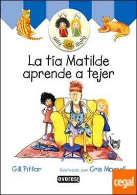 La tía Matilde aprende a tejer
