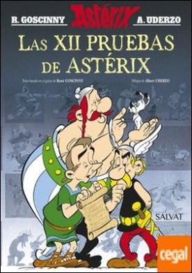 Las XII pruebas de Astérix. Edición 2016