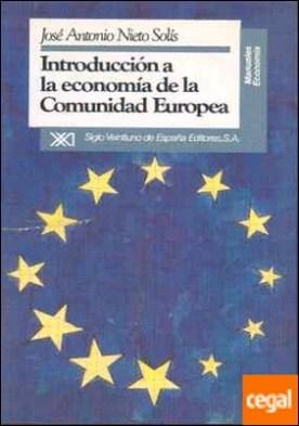 Introducción a la economía de la Comunidad Europea