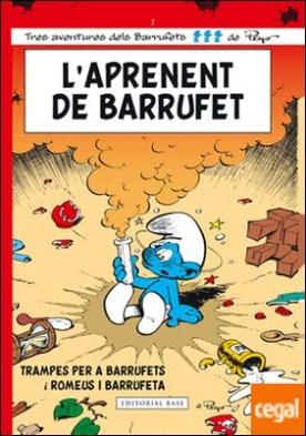 L'aprenent de Barrufet . Trampes per a Barrufets. Romeus i Barrufeta