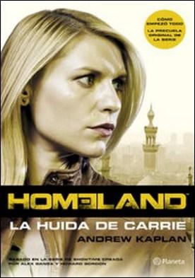 Homeland. La huida de Carrie