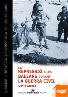 La repressió a les Balears durant la Guerra Civil