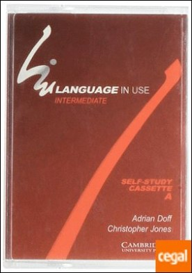 LANGUAGE IN USE INTERMEDIATE -CASSETTE A-