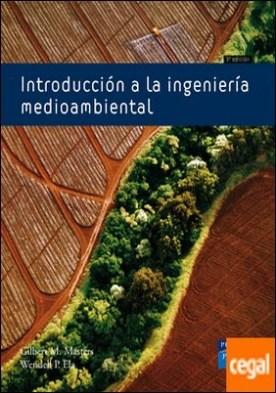 Introducción a la ingeniería medioambiente