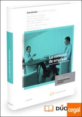 La sucesión de empresa (Papel + e-book)