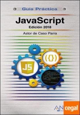 JavaScript. Edición 2018