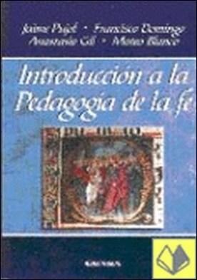 Introducción a la pedagogía de la fé