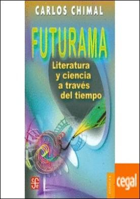 Futurama. Literatura y ciencia a través del tiempo.