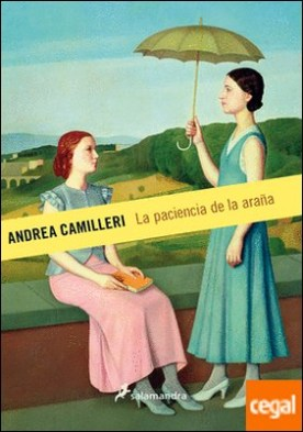La paciencia de la araña . Montalbano - Libro 12 por Camilleri, Andrea PDF