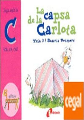 La capsa de la Carlota (ca, co, cu) . Juga amb la c (ca, co, cu)