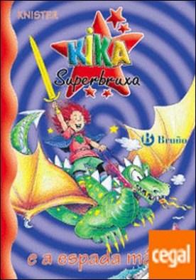 Kika Superbruxa e a espada máxica