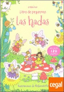 LAS HADAS . Libro de pegatinas