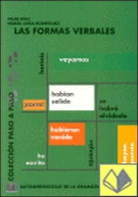 Las formas verbales . autoaprendizaje de la gramática española por Coronado González, María Luisa PDF