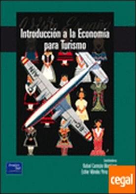 Introducción a la economía para turismo