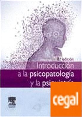 Introducción a la psicopatología y la psiquiatría + StudentConsult en español (8ª ed.)