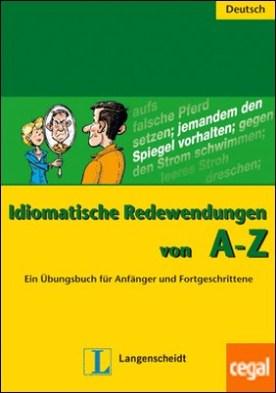 IDIOMATISCHE REDEW A-Z
