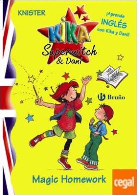 Kika Superwitch & Dani Magic Homework