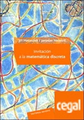 Invitación a la matemática discreta