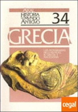 Las monarquías helenísticas III. Grecia y Macedonia . MACEDONIA