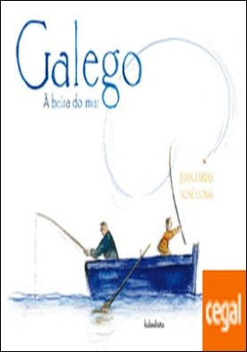 Galego. A beira do mar
