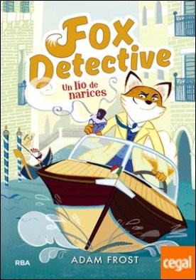 Fox detective 2: Un lío de narices