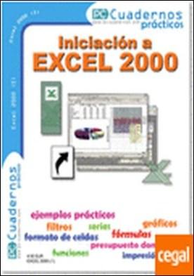 Iniciación a Excel 2000