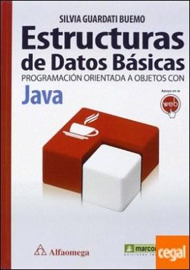 Estructuras de datos básicas: programación orientada a objetos